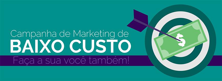 Como fazer uma campanha de marketing com até R$ 1.000
