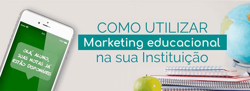 Read more about the article Marketing Educacional: como aplicar na sua Instituição