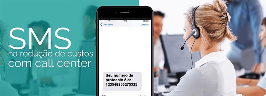 Utilização de SMS Corporativo na redução custos de Empresas e Call Center