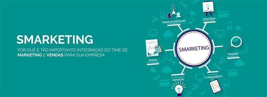 Smarketing: Por que é tão importante integração do time de marketing e vendas para sua empresa