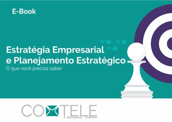 Ebook Estratégia Empresarial e Planejamento Estratégico