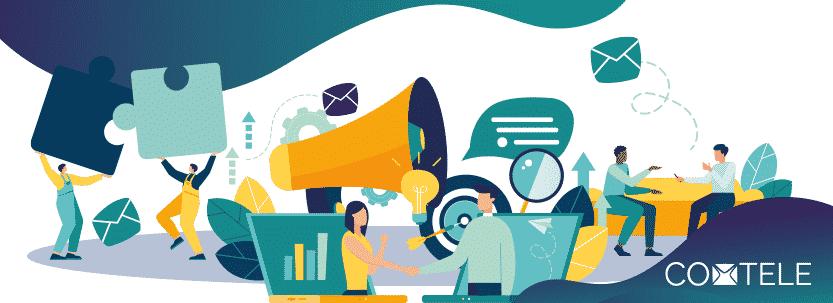 You are currently viewing Fidelização de clientes: Como fidelizar clientes através de canais de comunicação